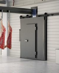 Холодильные двери