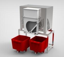 MAJA Льдогенератор SAH 3000 L R449A