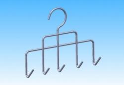 Скользящий крюк с 5 дополнительными крюками для навешивания сала