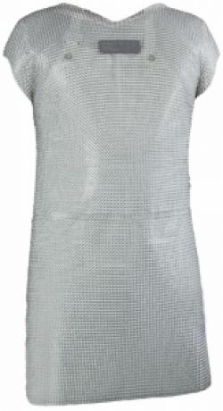 """Кольчужный фартук """"Niroflex 2000"""" 75x45 см"""