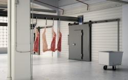 Двери откатные холодильные специального назначения ОД(СН)