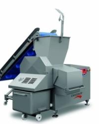 Автоматическая машина для нарезки (шпигорезка) FOODLOGISTIK