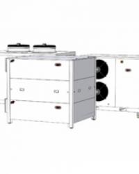 MAJA Льдогенератор RVH 9000 L