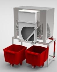MAJA Льдогенератор SAH 1500 L R449A