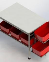 Столы для обвалки мяса