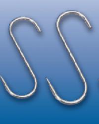 Скользящий крюк в форме «S» из нержавеющей стали