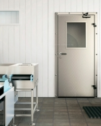 Технологические двери специального назначения РД(СН)