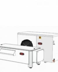 MAJA Льдогенератор RVH 1000 L